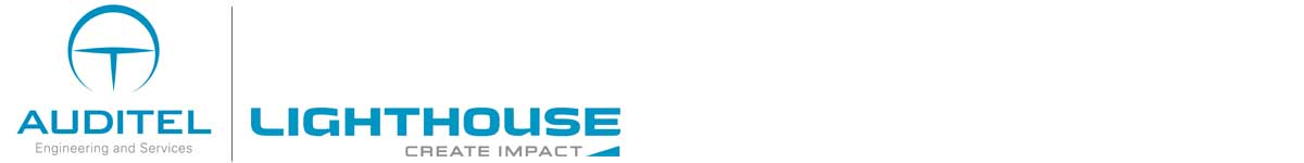 logo audite lighthouse