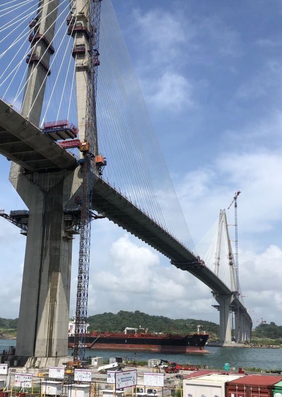 AUDITEL consolidates and expands its participation in the Panama CANAL Project