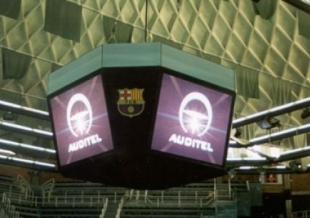 The F.C. Barcelona renews its confidence in AUDITEL