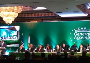 AUDITEL is present at the CAF Extraordinary General Assembly