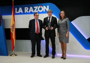 The Newspaper `LA RAZÓN´ awards AUDITEL with the prize for the best Spanish company in Innovation and Technology in ...