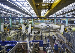 AUDITEL awarded the electric work at the Premium Aerotec factory in Nordenham (Germany)