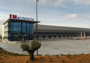 AUDITEL has executed the electrical installations for the new logistic center of FM LOGISTIC in Illescas (Toledo)