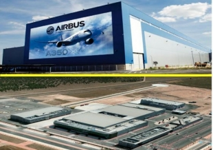 AIRBUS awards AUDITEL the improvement of the Fire Protection System (PCI) in two of its factories in Spain